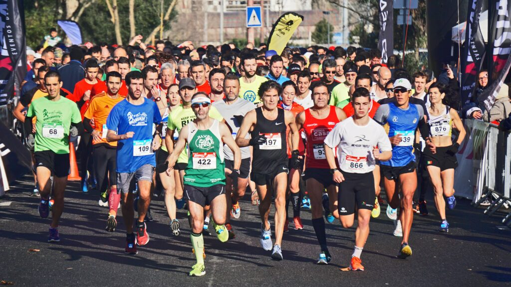 Are you also ready for the Rotterdam Marathon?